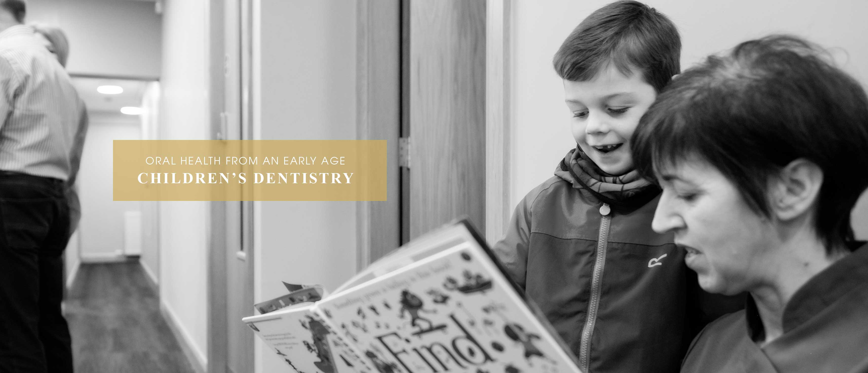 Oral Health from an Early Age. Children's Dentistry.